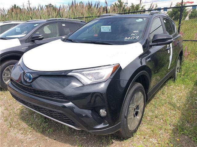 2018 Toyota RAV4 Hybrid SE (Stk: 230339) in Brampton - Image 1 of 5