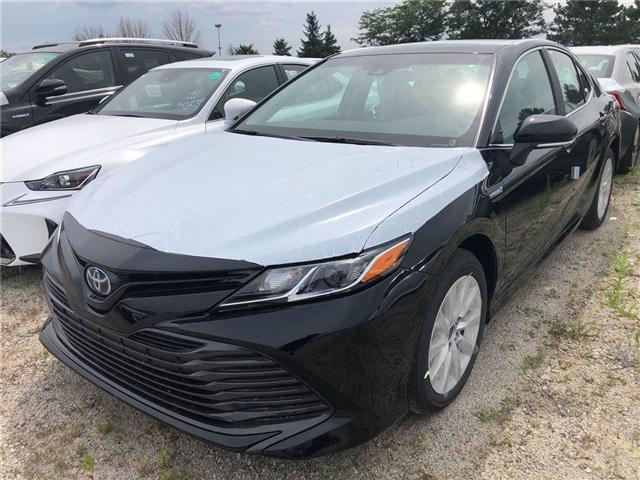 2018 Toyota Camry Hybrid LE (Stk: 4338) in Brampton - Image 1 of 5