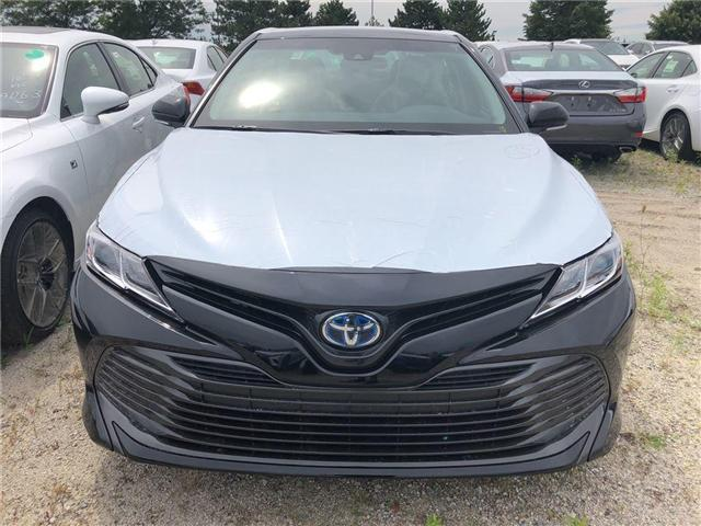 2018 Toyota Camry Hybrid LE (Stk: 4338) in Brampton - Image 2 of 5