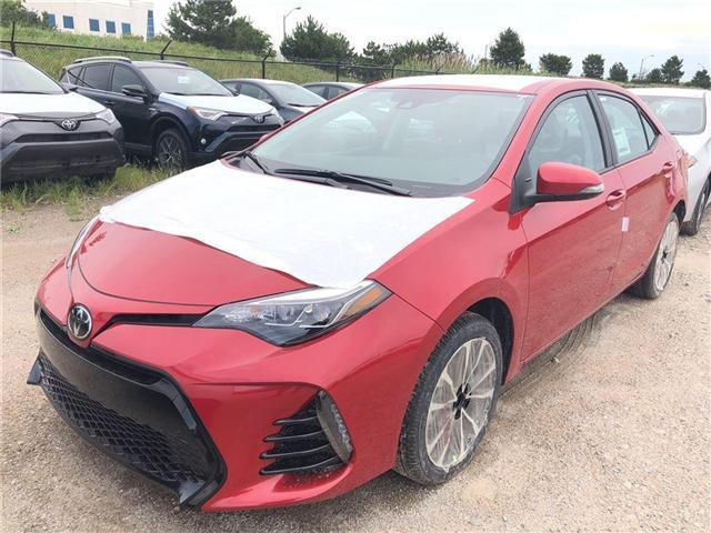 2019 Toyota Corolla SE (Stk: 154737) in Brampton - Image 1 of 5