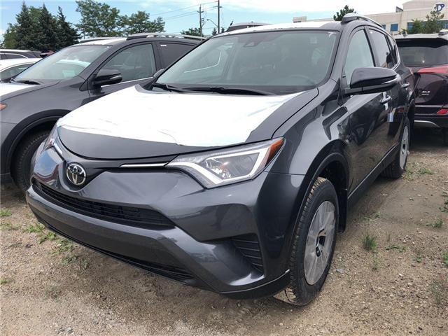 2018 Toyota RAV4 LE (Stk: 826734) in Brampton - Image 1 of 5