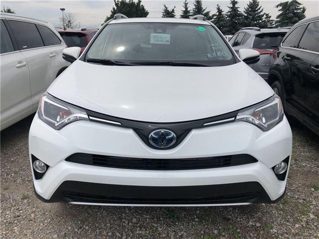 2018 Toyota RAV4 Hybrid LE+ (Stk: 233952) in Brampton - Image 2 of 5