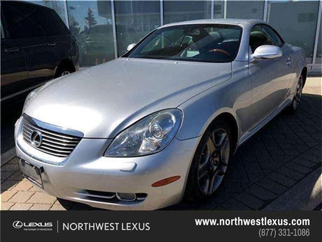 2007 Lexus SC 430 Base (Stk: 014384P) in Brampton - Image 1 of 13