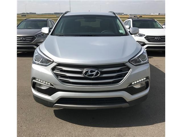 2018 Hyundai Santa Fe Sport 2.4 Base (Stk: 8SF4652) in Leduc - Image 1 of 6