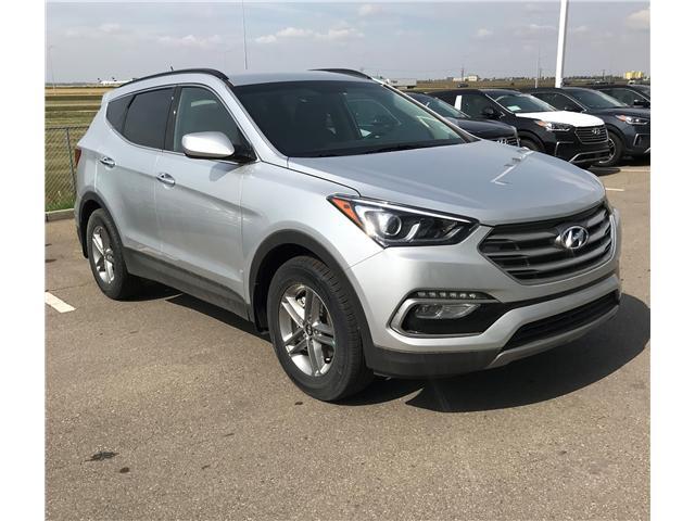 2018 Hyundai Santa Fe Sport 2.4 Base (Stk: 8SF4652) in Leduc - Image 2 of 6