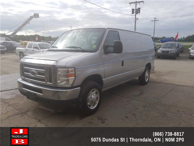 2012 Ford E-150 Commercial (Stk: 5347) in Thordale - Image 1 of 6