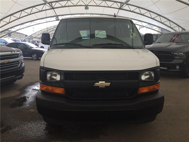 2017 Chevrolet Express 2500 1WT (Stk: 167633) in AIRDRIE - Image 2 of 17