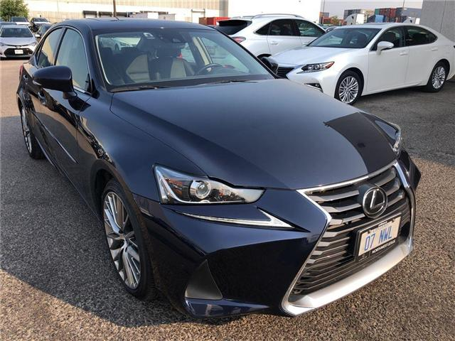 2017 Lexus IS 300 Base (Stk: 024036N) in Brampton - Image 7 of 16