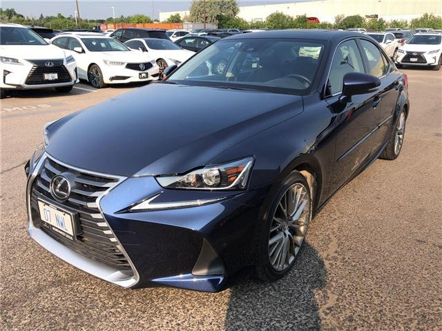 2017 Lexus IS 300 Base (Stk: 024036N) in Brampton - Image 9 of 16