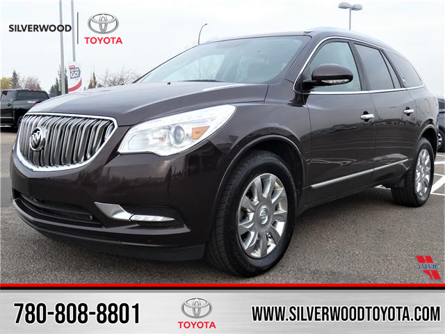 2017 Buick Enclave Leather (Stk: 4RM229A) in Lloydminster - Image 1 of 19