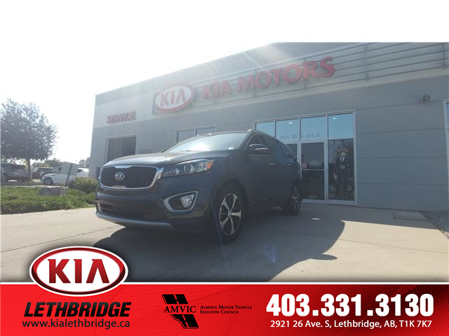 2017 Kia Sorento 3.3L EX (Stk: P2357A) in Lethbridge - Image 1 of 20