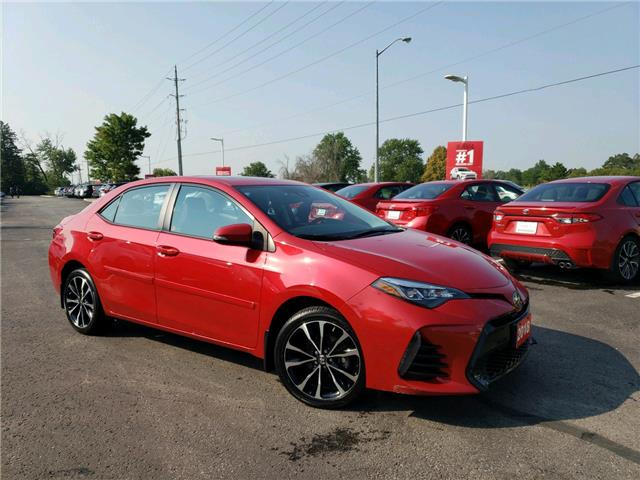 2018 Toyota Corolla SE (Stk: P2641) in Whitchurch-Stouffville - Image 1 of 24