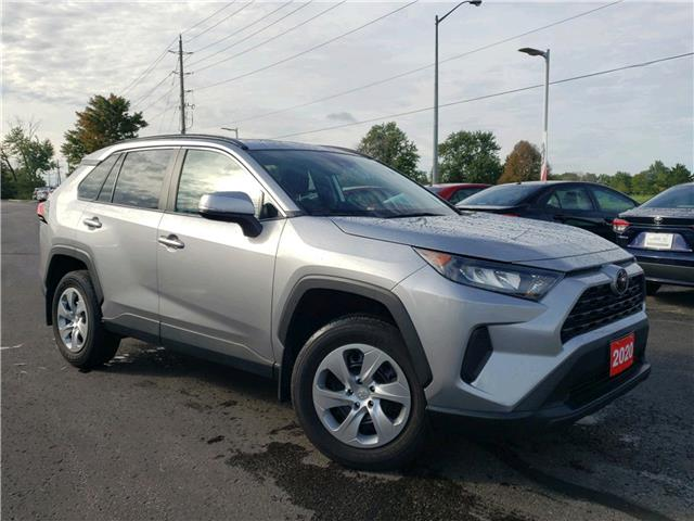 2020 Toyota RAV4 LE (Stk: 210685A) in Whitchurch-Stouffville - Image 1 of 22