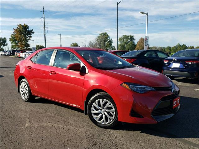 2018 Toyota Corolla LE (Stk: 220003A) in Whitchurch-Stouffville - Image 1 of 19