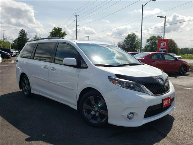 2016 Toyota Sienna SE 8 Passenger (Stk: P2654) in Whitchurch-Stouffville - Image 1 of 25