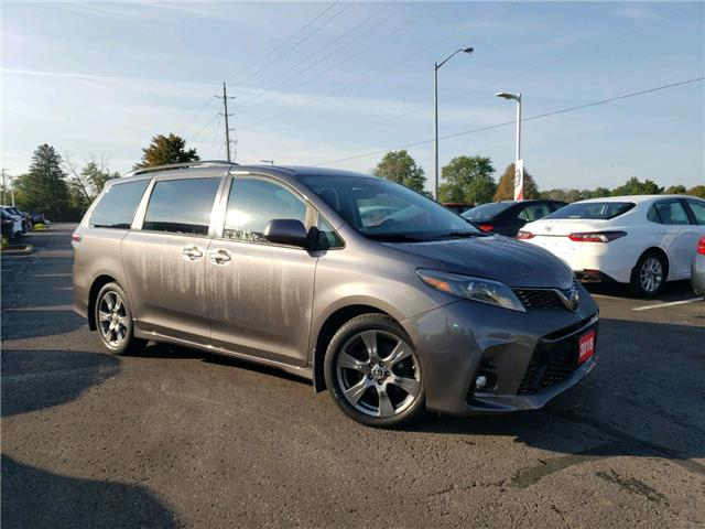 2018 Toyota Sienna SE 8-Passenger (Stk: P2679) in Whitchurch-Stouffville - Image 1 of 22