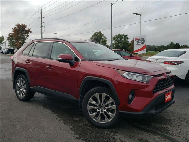 2019 Toyota RAV4 XLE (Stk: P2655) in Whitchurch-Stouffville - Image 1 of 22