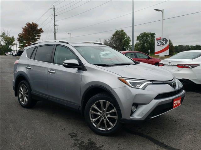 2016 Toyota RAV4 Limited (Stk: P2678) in Whitchurch-Stouffville - Image 1 of 22