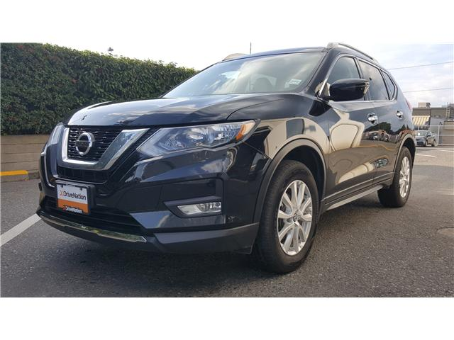 2017 Nissan Rogue SV (Stk: G0059) in Abbotsford - Image 1 of 26