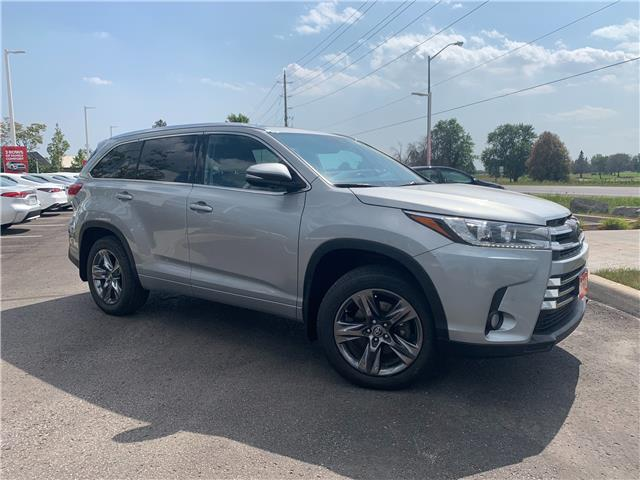 2018 Toyota Highlander Limited (Stk: P2633) in Whitchurch-Stouffville - Image 1 of 18