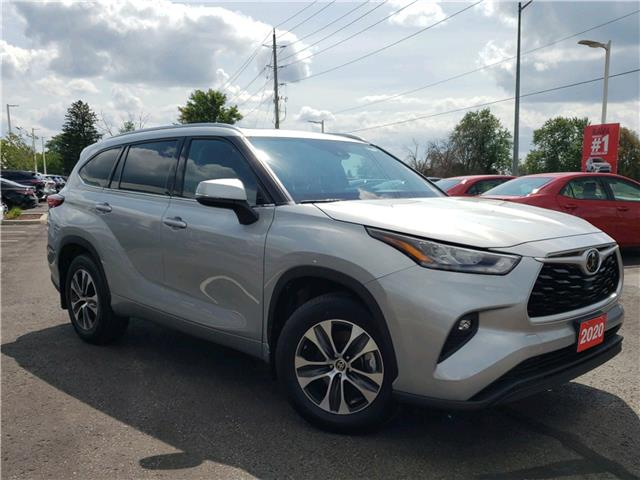 2020 Toyota Highlander XLE (Stk: P2646AA) in Whitchurch-Stouffville - Image 1 of 26