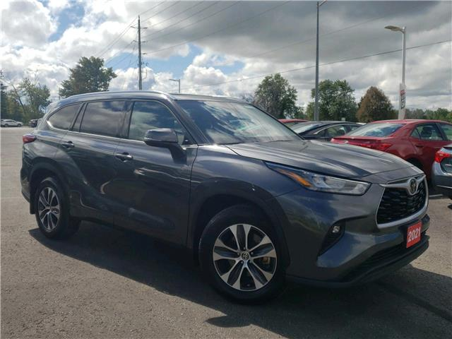 2021 Toyota Highlander XLE (Stk: P2672) in Whitchurch-Stouffville - Image 1 of 26