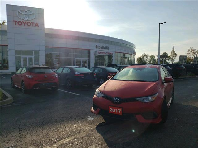 2017 Toyota Corolla iM Base (Stk: P2681A) in Whitchurch-Stouffville - Image 1 of 19