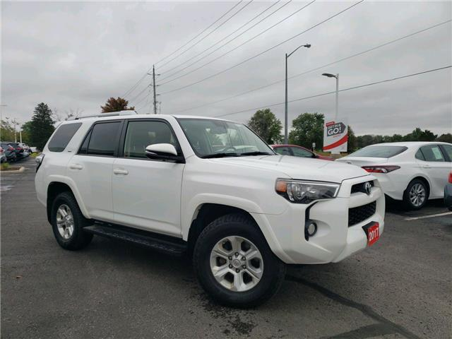 2017 Toyota 4Runner SR5 (Stk: P2693) in Whitchurch-Stouffville - Image 1 of 26