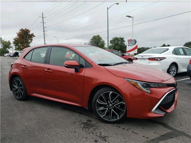 2019 Toyota Corolla Hatchback Base (Stk: P2682A) in Whitchurch-Stouffville - Image 1 of 25
