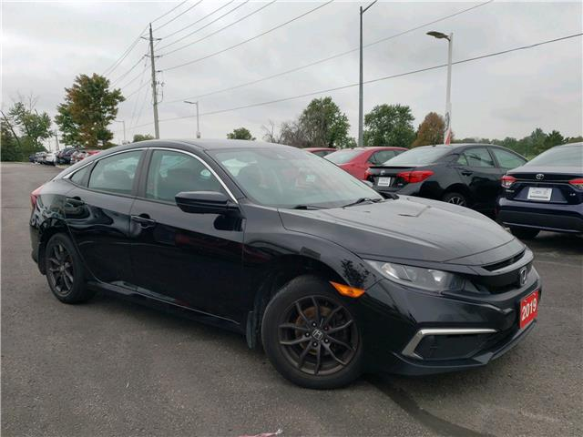 2019 Honda Civic LX (Stk: 210892A) in Whitchurch-Stouffville - Image 1 of 17