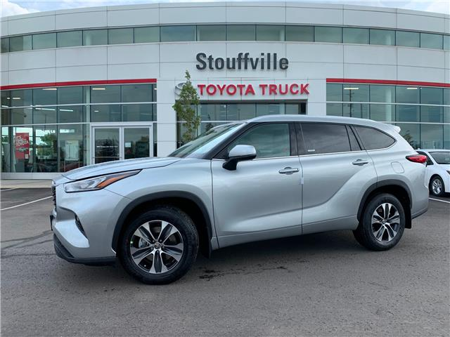 2021 Toyota Highlander XLE (Stk: 210722) in Whitchurch-Stouffville - Image 1 of 30