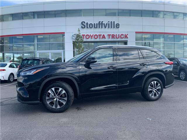 2021 Toyota Highlander XLE (Stk: 210945) in Whitchurch-Stouffville - Image 1 of 29