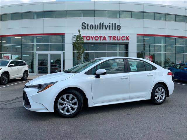 2022 Toyota Corolla LE (Stk: 220018) in Whitchurch-Stouffville - Image 1 of 25