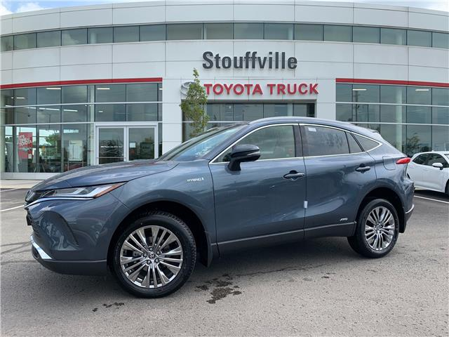 2021 Toyota Venza XLE (Stk: 210974) in Whitchurch-Stouffville - Image 1 of 25