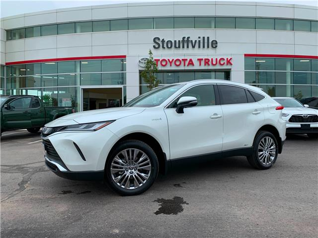 2021 Toyota Venza XLE (Stk: 210973) in Whitchurch-Stouffville - Image 1 of 8