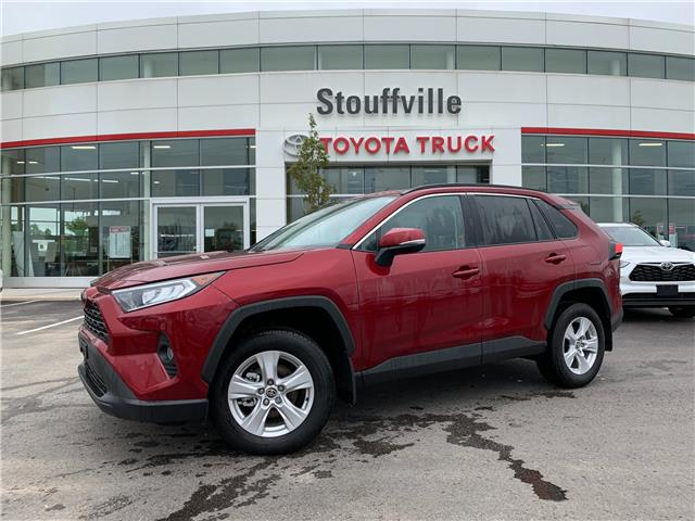 2021 Toyota RAV4 XLE (Stk: 210332) in Whitchurch-Stouffville - Image 1 of 28