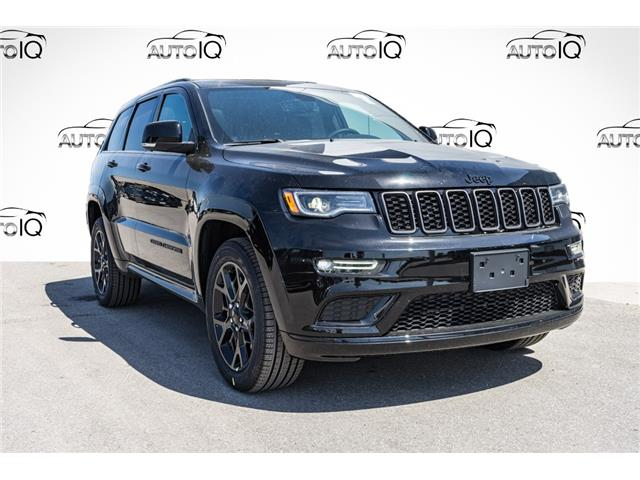 2021 Jeep Grand Cherokee Limited (Stk: 44822) in Innisfil - Image 1 of 29