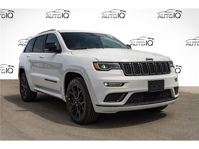 2021 Jeep Grand Cherokee Limited (Stk: 44803) in Innisfil - Image 1 of 28