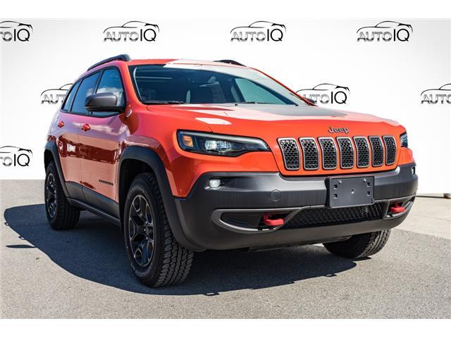 2021 Jeep Cherokee Trailhawk (Stk: 44865) in Innisfil - Image 1 of 26