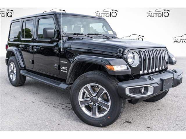2021 Jeep Wrangler Unlimited Sahara (Stk: 35315) in Barrie - Image 1 of 25
