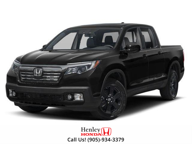 2019 Honda Ridgeline Black Edition (Stk: H17510) in St. Catharines - Image 1 of 9