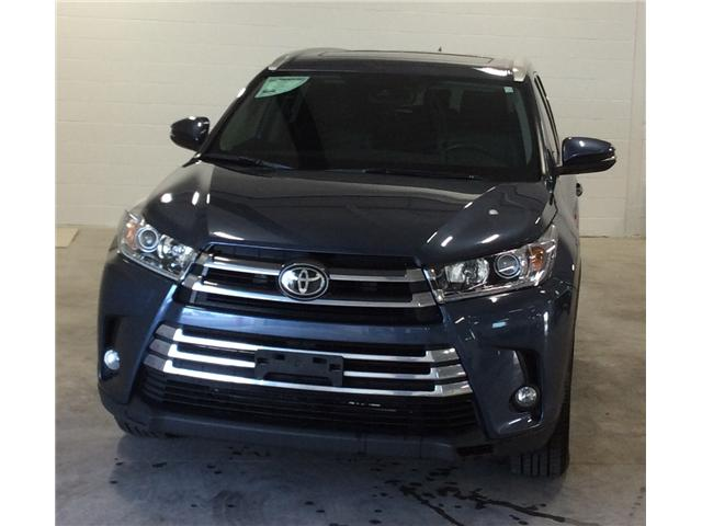 2018 Toyota Highlander XLE (Stk: M18128A) in Sault Ste. Marie - Image 1 of 12