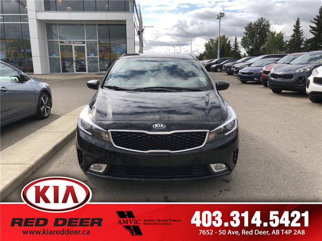 2017 Kia Forte LX+ (Stk: P7370) in Red Deer - Image 2 of 10