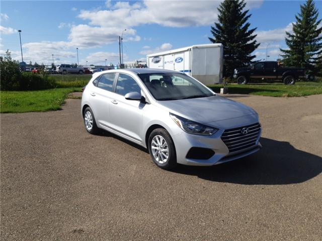 2019 Hyundai Accent  (Stk: 9AC6551) in Lloydminster - Image 1 of 6