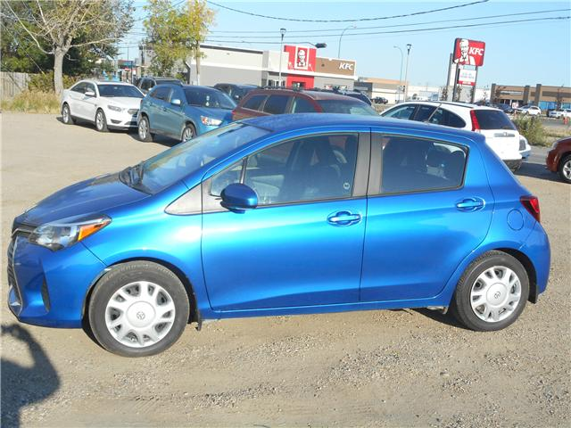 2017 Toyota Yaris LE (Stk: CC2498) in Regina - Image 2 of 17