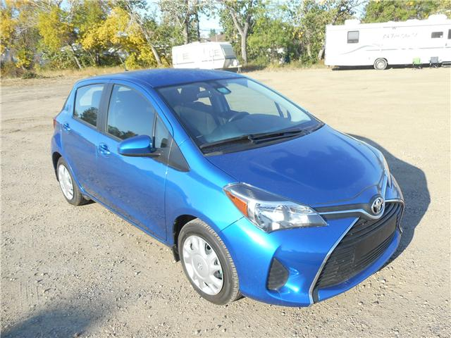 2017 Toyota Yaris LE (Stk: CC2498) in Regina - Image 1 of 17
