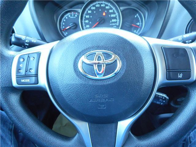 2017 Toyota Yaris LE (Stk: CC2498) in Regina - Image 10 of 17