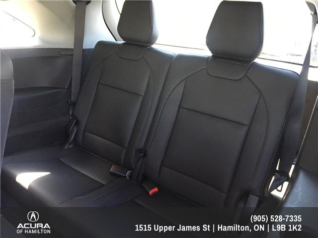 2016 Acura MDX Elite Package (Stk: 1612040) in Hamilton - Image 12 of 32