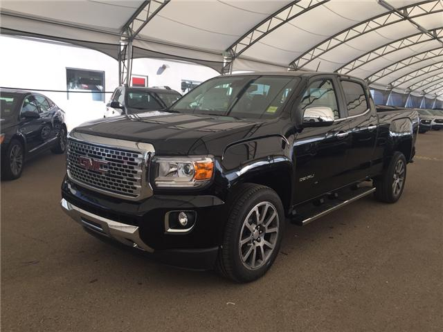 2019 GMC Canyon Denali (Stk: 167196) in AIRDRIE - Image 3 of 19