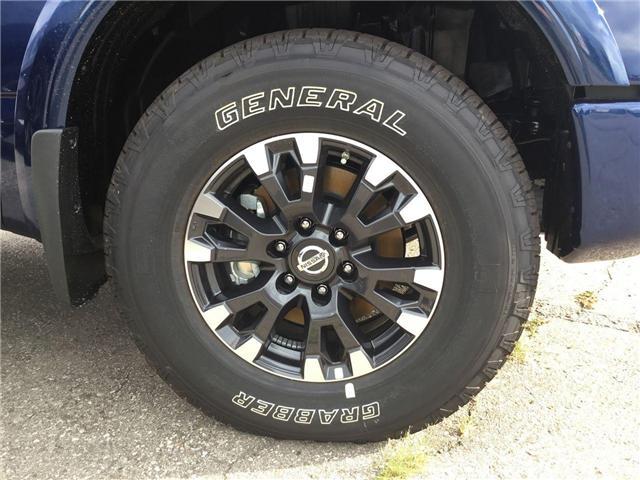 2018 Nissan Titan PRO-4X (Stk: A7339) in Hamilton - Image 2 of 5